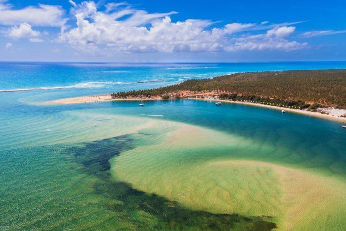 Praia do Gunga - Roteiro
